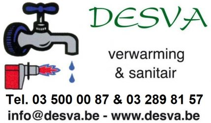 DESVA. Verwarming & Sanitair